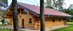 Naturstammhaus Rehfelde