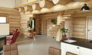 Naturstammhaus-Maetzing / Blockhaus